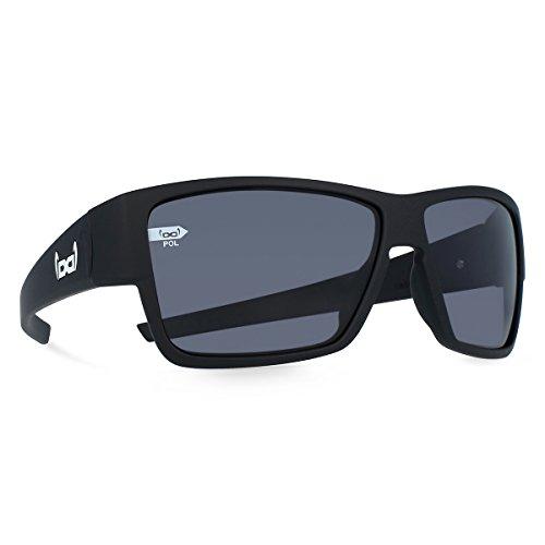 Gafas de sol gloryfy irrompibles G14 negro POL, negro