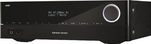 Harman/Kardon AVR 151 75 W 5.1 Kanäle 3D Schwarz - AV-Receiver (75 W, 5.1 Kanäle, 27 Ohm, 375 W, AM,FM, vTuner)