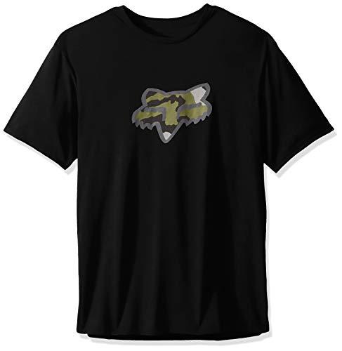 Fox Predator Ss Tech Tee Black L