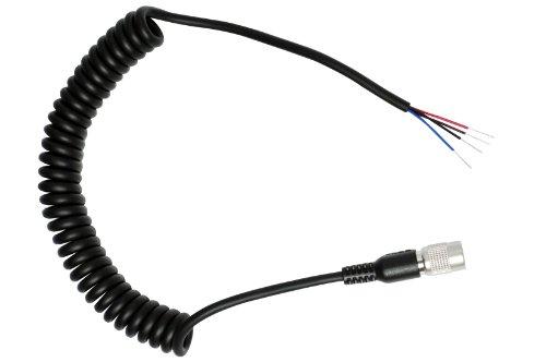 2-way Radio Kabel mit offenem Ende
