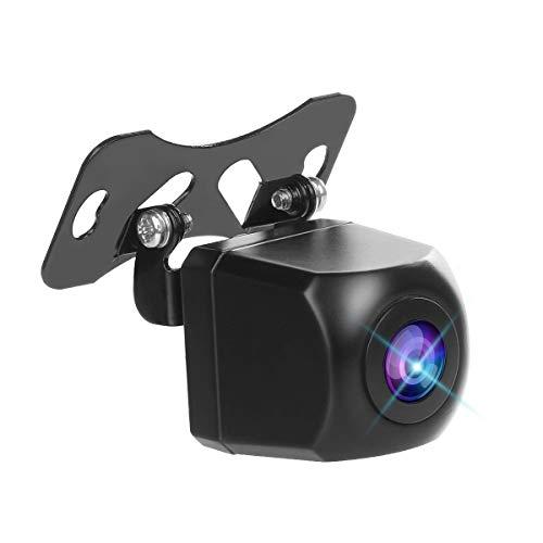 Rückfahrkamera Auto 170° Winkel Superstark Nachtsicht IP68 wasserdichte, 1080 * 720 Pixel Einparkhilfe Rückfahrsystem