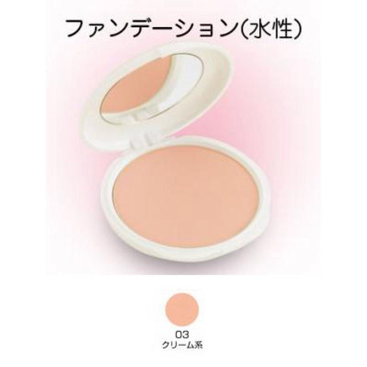 乳剤シプリーしっかりツーウェイケーキ 28g 03クリーム系 【三善】
