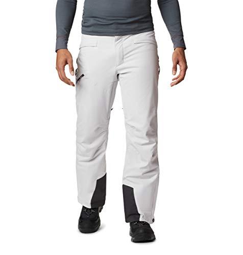 Columbia Men's Kick Turn Pant, Nimbus Grey, Small