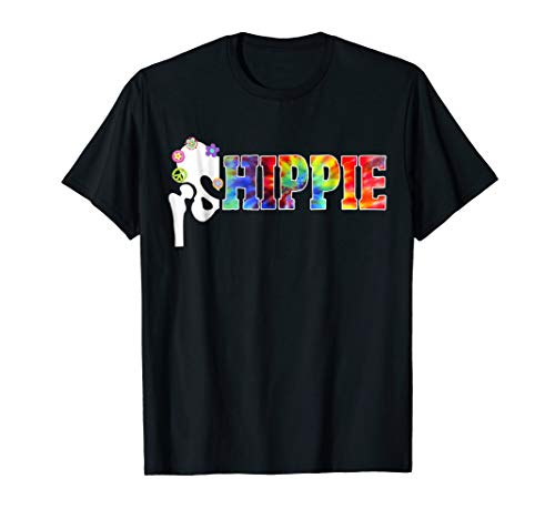 Funny Hippie Shirt for Hip Replacement Surgery