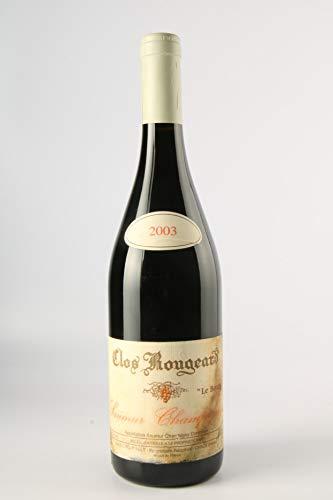 CLOS ROUGEARD - Le Bourg 2003 - (Beschädigtes Etikett)