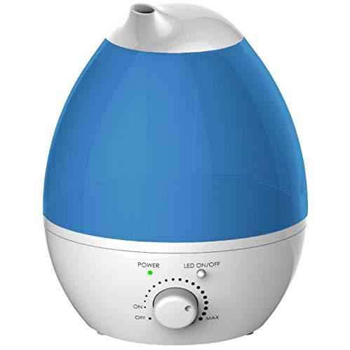 L&B-MR Ultraschall Cool Mist Luftbefeuchter, 2.8L Luftbefeuchter Für Schlafzimmer Baby Home Kinderzimmer Büro Luftreiniger Vernebler Aromatherapie-Gerät