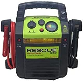 Quick Cable 604051 WSL RESCUE Jump Pack 950 Model