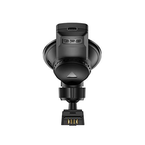 VANTRUE Aktualisiert N4/ N2S / T3 Auto Dashcam Kamera Saugnapf Haltung mit Typ C USB-Port und GPS Melder (Geschwindigkeit, Position,Route), Gültig für Windows und Mac
