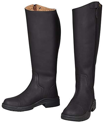 TuffRider Ladies Arctic Fleece Lined Winter Riding Boots Black