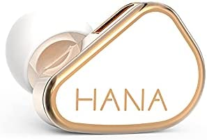 TANCHJIM HANA New Version IEM HiFi Dynamic in-Ear Monitors Earphone OFC Cable with Detachable Cable Earbud