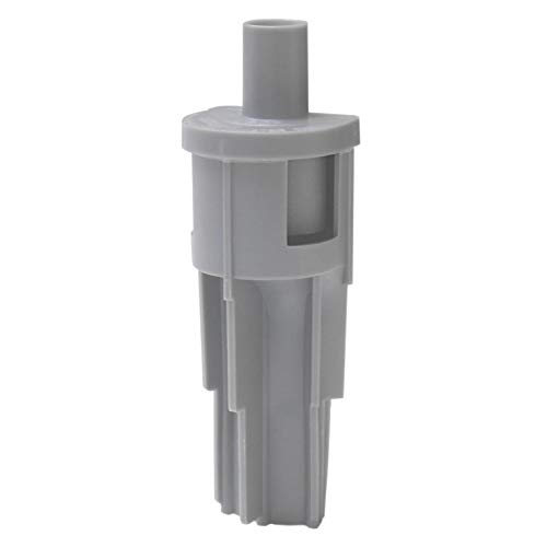 Universal Air Gap for Water Softeners and Filters with 1/2-inch OD or 5/8-inch ID Inlet Port and 1-1/2-inch or 2-inch Drainpipe Outlet (AG100-001, Mr. Drain, 34700)