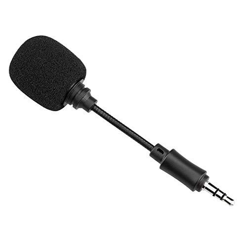 gazechimp Microfone Estéreo de 3,5 Mm para Acessórios de Câmera de ação DJI Osmo Pocket 2