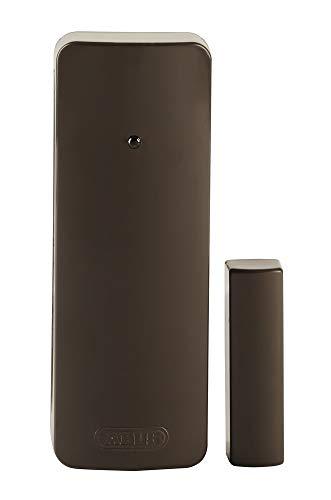 Secvest Funk-Öffnungsmelder CC (braun) (Art.-Nr. FUMK50000B) | Magnetkontakt für Fenster und Türen