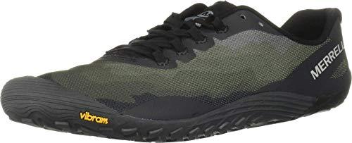 Merrell Vapor Glove 4, Zapatillas Deportivas para Interior para Hombre, Negro (Black), 40 EU