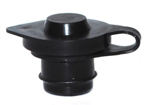 5 Black Universal Gas Diesel Water Fuel Can Jerry Jug Air Vent Replacement Cap Plug