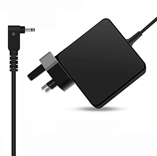 Atopoo Compatible with ASUS laptop charger,45W 19V 2.37A Power Adapter VivoBook X540UA X540SA X540LA X541UA X553MA X556UA F540SA F541UA F553MA F556UA C202SA X542BA E403SA Zenbook UX21A UX31A TP300L