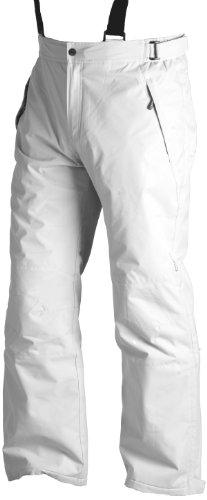 CMP Skihose - Pantalones de esquí para mujer infantil, tamaño 128 UK, color blanco