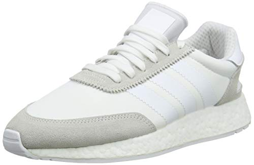 adidas I-5923 Zapatillas de Gimnasia Hombre, Blanco (Ftwr White), 43 1/3 EU (9 UK)