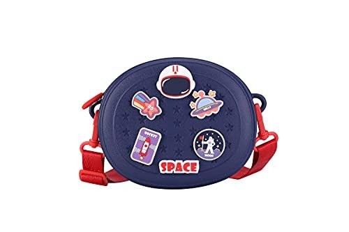 YUNTAB sac pour enfants, mini sac mignon pour petites filles avec boucles de dessin animé bricolage pour filles garçons âge 3 4 5 6 7 8 9 10 maternelle préscolaire