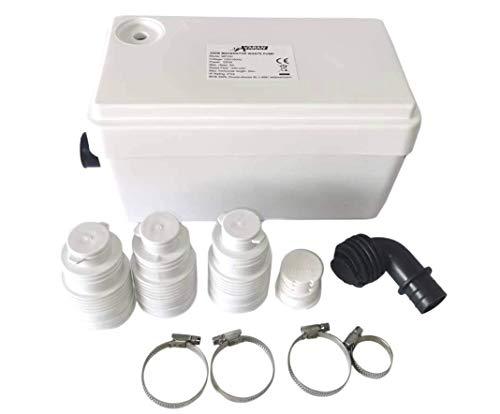 Bc-elec - MP250 Abwasserpumpe 250W Hebeanlage für Dusche, Waschbecken, Badewanne, Waschmaschine oder Geschirrspüler