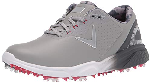 Callaway Men's Coronado v2 Golf Shoe, Grey, 10