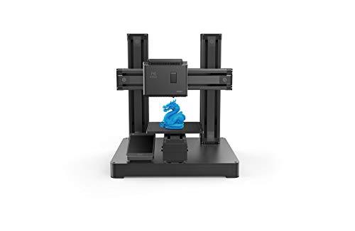 Dobot DB-MZ001 - Impresora 3D Mooz 3 en 1 de grado industrial transformable metálica, soporte CNC y grabado láser, filamento PLA,...