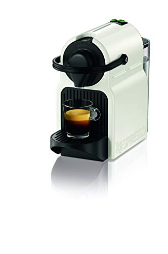 Krups Nespresso XN1001 Inissia Kaffeekapselmaschine, weiß