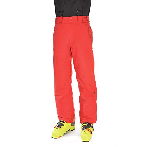 Völkl Herren Funktions Ski Hose Team Pants Regular Red 70012111 (L)