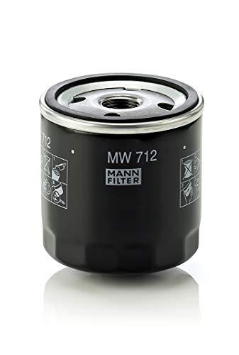 Original MANN-FILTER MW 712 - Motorrad-Ölwechselfilter - für Motorräder