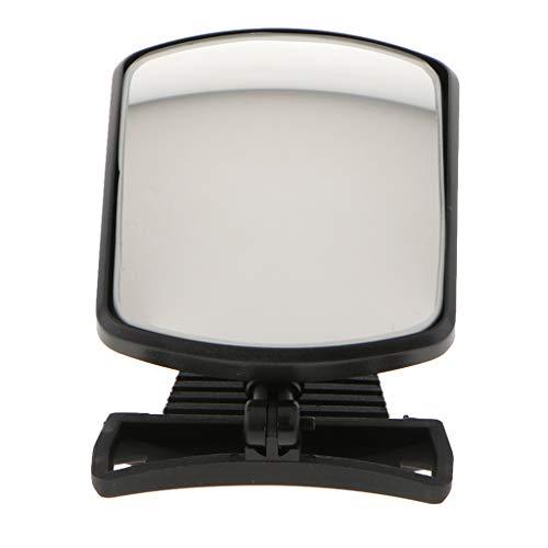 B Blesiya Auto-Rückspiegel für Babyschalen Verstellbarer Auto Babyschalenspiegel Rücksitzspiegel