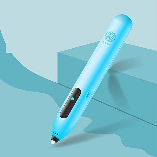 AXWT 1000 mAh à basse température stylo 3D, intelligent stylo impression 3D, alimentation USB, vitesse multi-niveaux, facile à utiliser stylo imprimante 3D, des jouets for vos enfants, des cadeaux for