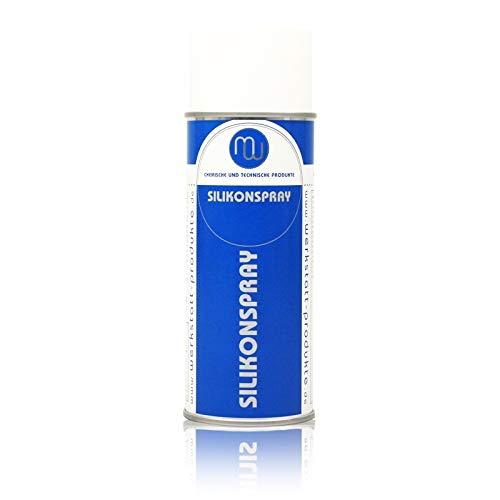 MW siliconen spray glijmiddel smeermiddel verzorgingsspray silicon 400 ml