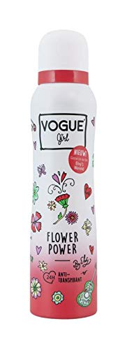 Vogue Girl Anti-Transpirant Flower Power, 150 Ml