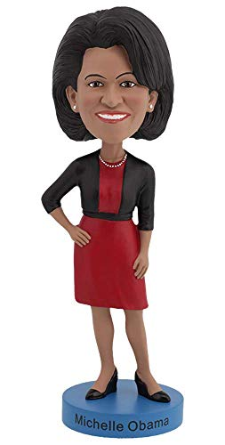 Royal Bobbles Michelle Obama Bobblehead