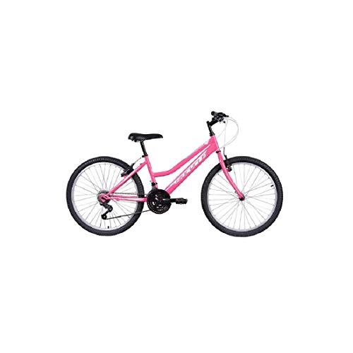 Biocycle Duna 24' Bicicleta de Montaña, Niñas, Rosa, S