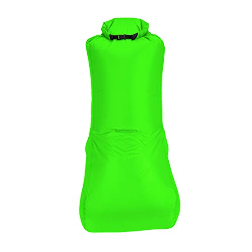 Sofa Hinchable TumbonaInflable Cama Portátil Impermeable 210T Poliester Aire Sofá Inflable Sillón Tumbona de Playa Cama de Aire para Viajar Camping Playa Parque Piscina,Green