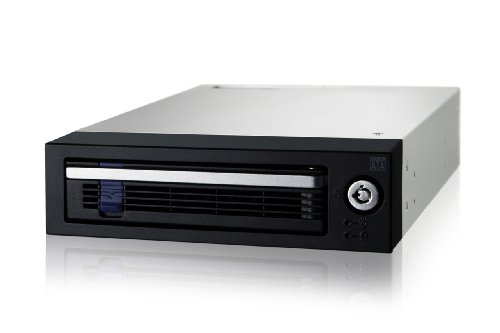 ICY DOCK SATA 6Gbit/s 3,5 Zoll (8,9cm) HDD-Wechselrahmen MB876SK-B