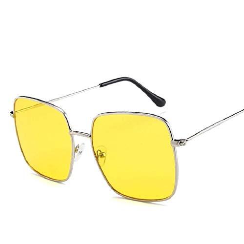 Moda Gafas De Sol De Gran Tamaño para Mujer Gafas De Sol De Diseñador De Marca Vintage Tendencia Hombres Gafas De Diseñador De Lujo Gafas 7