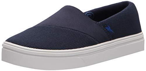 Reebok womens Katura Walking Shoe, Vector Navy/Vector Blue/White, 6 US