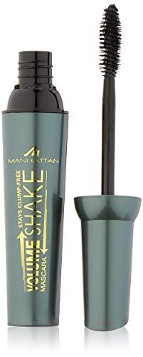 Manhattan Volume Shake Mascara, Farbe 1010N Black, Wimperntusche für Volumen ohne Verklumpen, 1 x 9 ml