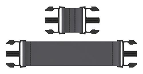 Pigro Felice - Attache pour Modules Gonflable Modul'Air - Matériaux résistants - Longue durée de vie - Premium - noir