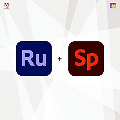 Adobe Premiere Rush & Spark Bundle   Exclusive free 1-month trial   Easy marketing content creation apps for small businesses   Designed for beginners