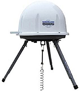 Winegard RV Trailer Camper Electronics Tripod Mount for Carryout/Pathway
