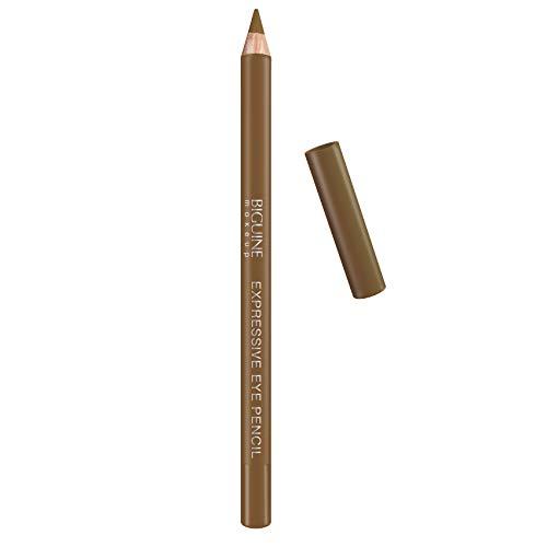 BIGUINE MAKEUP PARIS - Crayon Yeux Khôl Expressive Eye Pencil - Maquillage Contour des Yeux - Tracé Précision - Texture Crémeuse - Bronze Antique - 1,5 g - BRONZE ANTIQUE