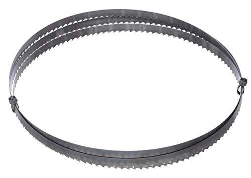kwb by Einhell Bandsägeblatt 2320x13x0,65 mm Bandsägen-Zubehör (passend für TC-SB 305 U, geeignet für Kurven- und Rundschnitte, 4 TPI)