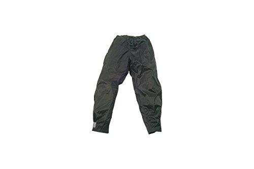 Hock Regenbekleidung Rain Pants-Comfort Regenhose, Schwarz, 185 cm