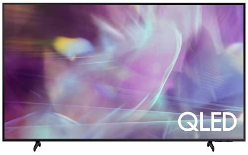 Samsung 125 cm (50 inches) 4K Ultra HD Smart QLED TV QA50Q60AAKLXL (Black) (2021 Model)