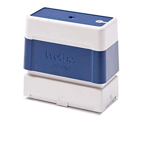 Brother SC2000 Stempel PR2260E6P, 22 x 60 mm, blau, 6 er pack