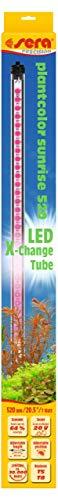 Sera LED plantcolor sunrise 520 mm / 7,9 W, Silber
