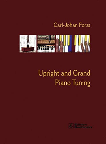 Upright and Grand Piano Tuning